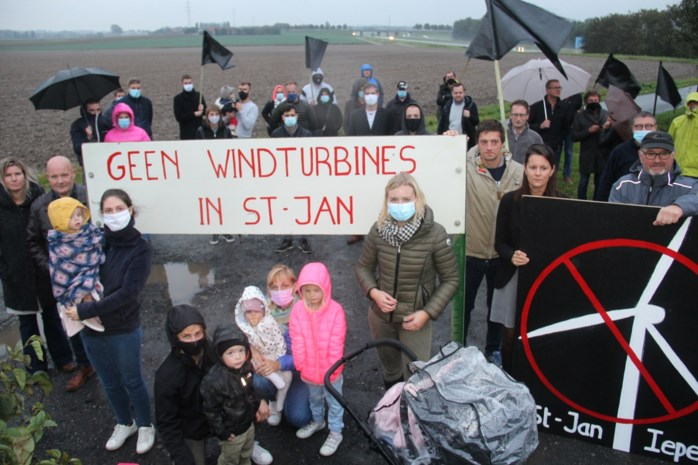 """Stad geeft negatief advies over komst windmolens Sint-Jan: """"Buurtbewoners hebben belangrijke stem"""""""