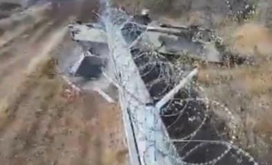 'Dronken' Russische militair rijdt met 90 kilometer per uur door straten en ramt muur van luchthaven