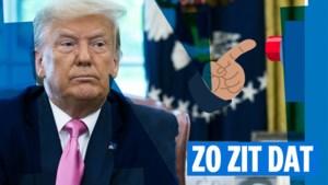 Verkiezingen Amerika 2020. Wat als Donald Trump na verlies weigert om het Witte Huis te verlaten?