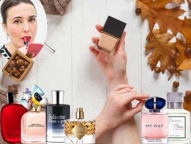 SOS BEAUTY. Onze beautyredactrice tipt haar favoriete geuren voor de herfst