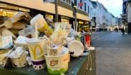 Na stort van voorbije weekend: vijftien extra vuilnisbakken in Gentse binnenstad