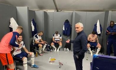 """Mourinho lacht met gedrag van eigen spelers om ze dan op scherp te zetten: """"Hopelijk begrijpen ze het leven bij een grote club"""""""