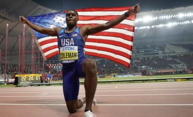 Vierde keer, 'slechte' keer : waarom Christian Coleman, de snelste sprinter van de voorbije jaren, voor twee jaar werd geschorst