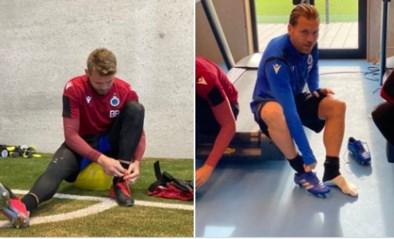 Club Brugge traint met voltallige groep, maar zonder uitslagen van coronatests door UEFA