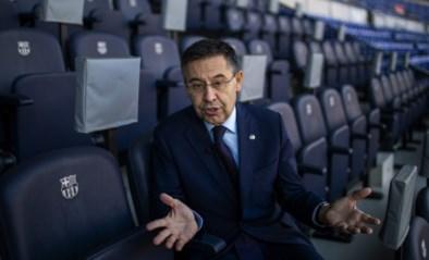 Barça-voorzitter Bartomeu keurde voor zijn ontslag nog deelname Europese Superliga goed