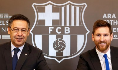 """Waarom Josep Bartomeu zelf aftrad als voorzitter van Barcelona: """"Mijn familie werd zelfs bedreigd"""""""