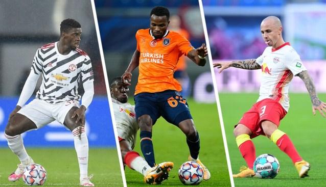 Hen moet u in de gaten houden in de Champions League: topscorer op linksback, coronabanneling en wereldrecordhouder