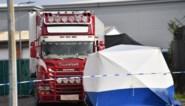 Doden in vrachtwagen Essex: Chauffeur wachtte 23 minuten om politie in te lichten