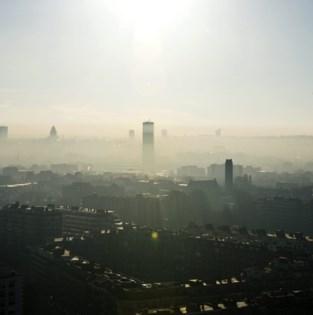 Luchtvervuiling jaagt aantal coronadoden fors de hoogte in