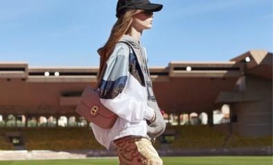 Celine toont nieuwste collectie in leeg stadion in Monaco