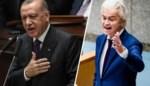 Turks-Europese spanningen lopen verder op: Erdogan dient klacht in tegen Geert Wilders