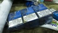 Douane ontmantelt illegale sigarettenfabriek in Brussel