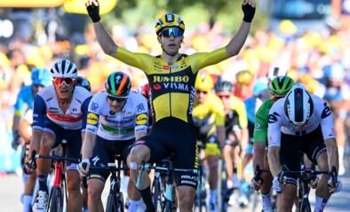 Tadej Pogacar wipt naar leiding in UCI-ranking, Wout van Aert blijft derde