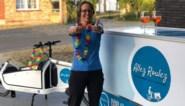 """Breendonkse start met Allez Roulez eerste Klein-Brabantse fietskoerierbedrijf op: """"De wereld is nu en straks weer aan de durvers"""""""
