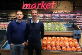 Vernieuwde supermarkt opent coronaproof de deuren