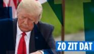 ZO ZIT DAT. Welke verkiezingsbeloftes heeft president Donald Trump na vier jaar waargemaakt?