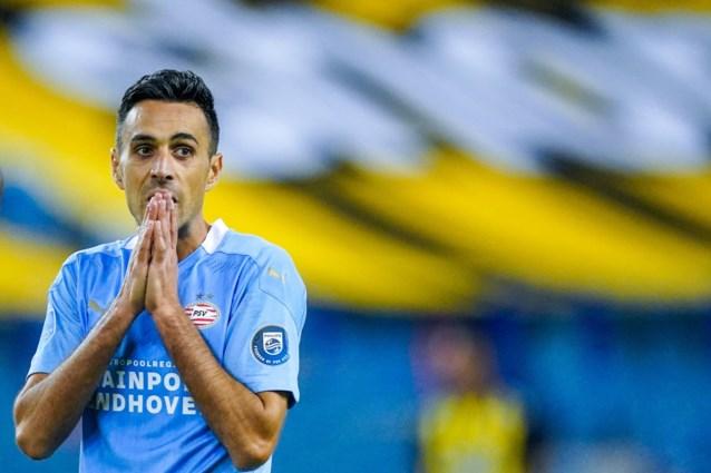 PSV'ers Zahavi en Teze na coronabesmetting niet welkom op Cyprus voor match Europa League