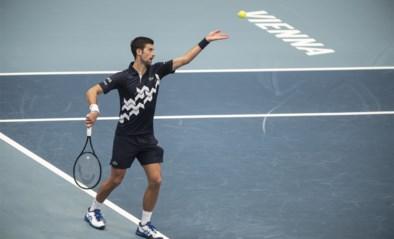 Novak Djokovic sluit allicht jaar af als nummer één en evenaart zo record Pete Sampras