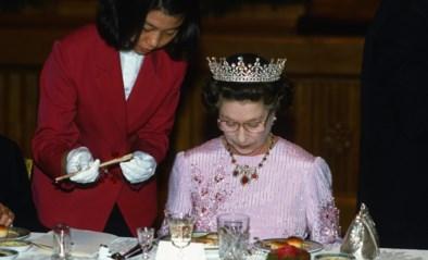 Nieuw boek beschrijft opvallende eetgewoontes van koningin Elizabeth