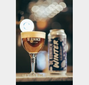Winterkoninck op coronamaat: alleen in brouwerij verkrijgbaar in blik van een liter