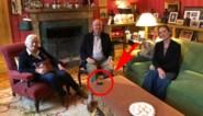 Het was geen bandrecorder, maar wat was dat apparaatje op de koninklijke salontafel dan wel?