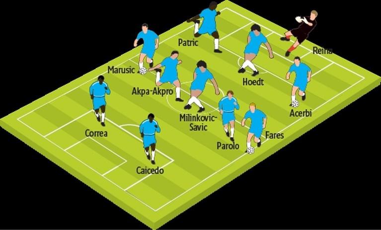 Alle coronatesten negatief bij Club Brugge: landskampioen vanavond op volle sterkte tegen een onthoofd Lazio