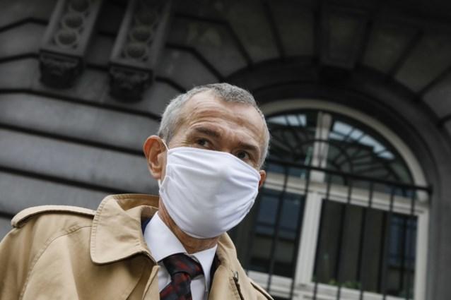"""Frank Vandenbroucke: """"Extra steun voor ziekenhuizen en huisartsen, en papiermolen wordt versimpeld"""""""
