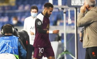 CHAMPIONS LEAGUE. PSG wint in Istanbul maar verliest Neymar, Chelsea wint ruim in Rusland