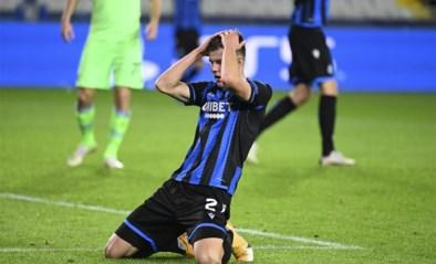 Gemiste kans! Club Brugge zweet en zwoegt tegen Lazio, maar beloont zichzelf niet