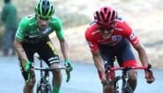"""Roglic nadert na heerlijk duel in Vuelta weer tot op 13 seconden van leider Carapaz: """"Ik koerste op instinct"""""""