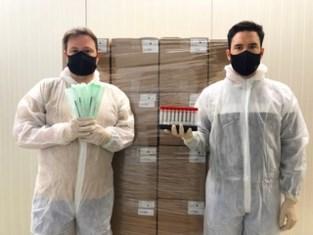 Oost-Vlaams bedrijf print staafjes die coronatesten iets minder pijnlijk maken