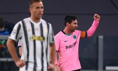 Barcelona wint onthoofde prestigeslag van geplaagd Juventus