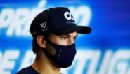 Pierre Gasly wordt niet opnieuw de teamgenoot van Max Verstappen: Fransman rijdt ook in 2021 voor AlphaTauri F1 team