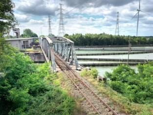Genk krijgt nieuwe, hogere spoorbrug over het Albertkanaal