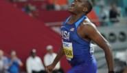 Sprint zkt. cleane sprinters: met Christian Coleman sneuvelt alweer een specialist op de honderd meter
