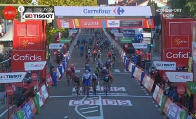 UITSLAG ETAPPE 9 VUELTA. Sam Bennett opnieuw aan het feest in Ronde van Spanje