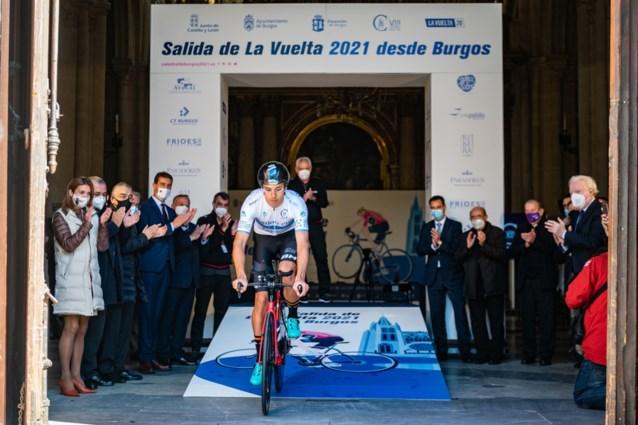 Vuelta 2021 start op 14 augustus vanuit kathedraal