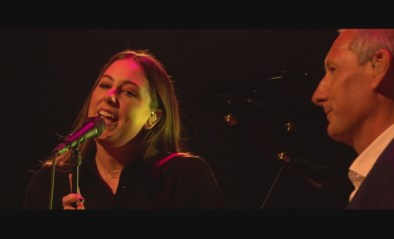 Primeur in 'Vandaag': Gert Verhulst en dochter Marie zingen duet