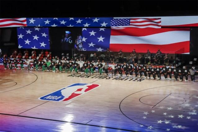 NBA ziet inkomsten met tien procent dalen en hoopt op toeschouwers voor volgend seizoen
