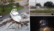 Boten op parking, caravans verwoest en transformators ontploffen: orkaan Zeta richt ware ravage aan