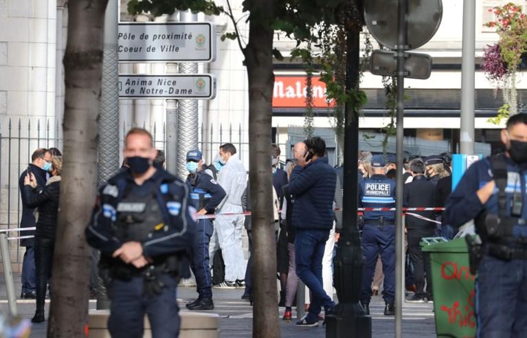 """Drie doden bij mesaanval in basiliek van Nice, vrouw werd onthoofd: """"Alles wijst op terreur"""""""