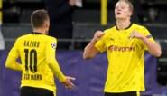 CHAMPIONS LEAGUE. Ingevallen Thorgan Hazard van goudwaarde voor Dortmund, Man United haalt zwaar uit