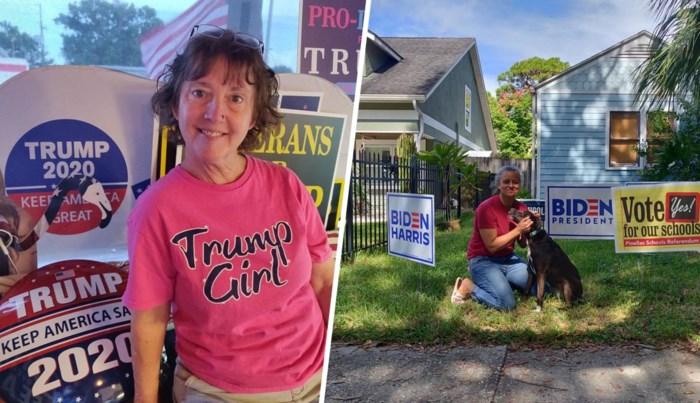 """Onze man op de plek die al 40 jaar op de winnende president stemt: """"Ik zie er nog een tweede burgeroorlog van komen"""""""