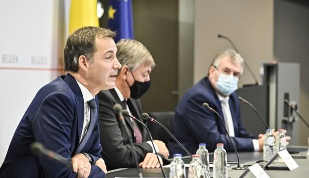 LIVE. Om 19 uur geeft Overlegcomité persconferentie over nieuwe maatregelen: volg het hier op de voet