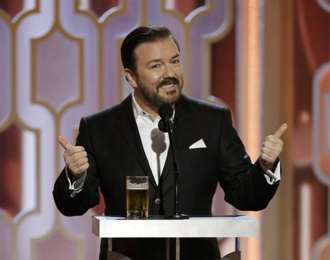 """Ricky Gervais prijst Vlaamse serie 'De twaalf' de hemel in: """"Studie van menselijkheid en moraliteit"""""""