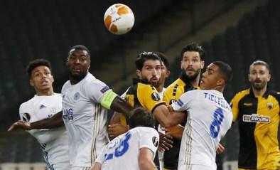 OVERZICHT EUROPA LEAGUE. Praet en Tielemans winnen met Leicester, invaller Mertens aan het feest met Napoli