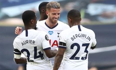 Mourinho roteert: geen Alderweireld in de basis bij Tottenham op het veld van Antwerp