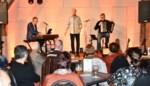 Patrick Riguelle brengt met Franse chansons voor laatste keer ambiance bij Boeres