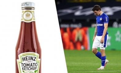 Coach van Schalke 04 vergelijkt Benito Raman en Co. met fles ketchup