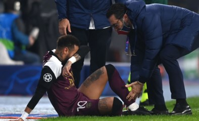 Neymar vermoedelijk drietal wedstrijden out met blessure